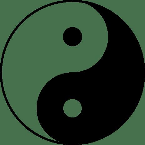 Le Tao, symbole de l'Unité-Dualité