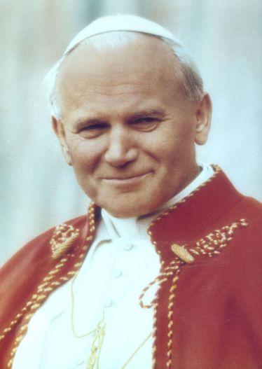 Jean-Paul II jeune