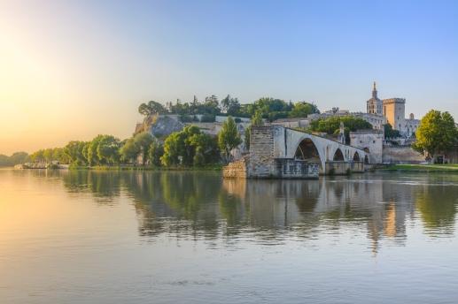 Avignon-Rhone-Pont-Saint-Benezet