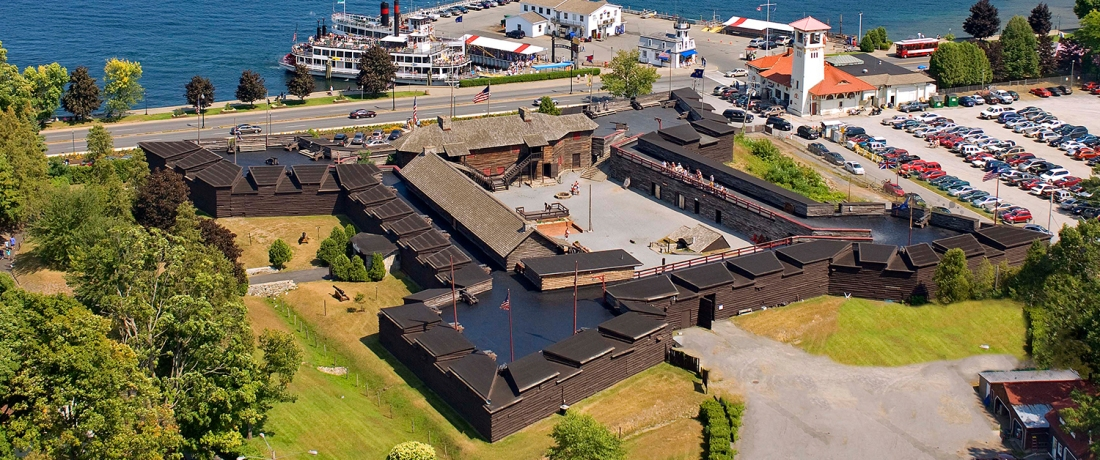Fort-William-Henry-overview