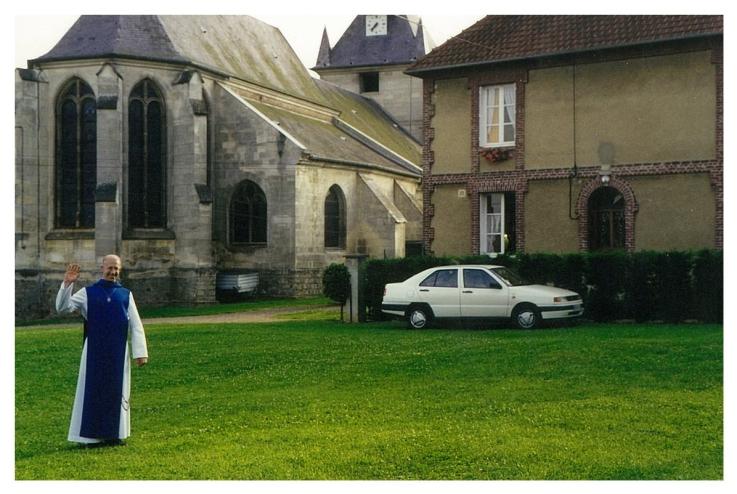 1998-07 Salency, France