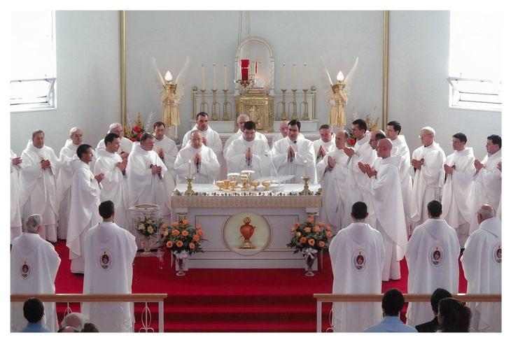 Concélébration eucharistique