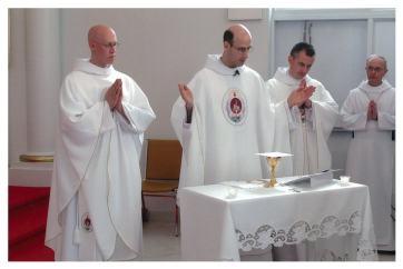 Première messe du Père Jonathan