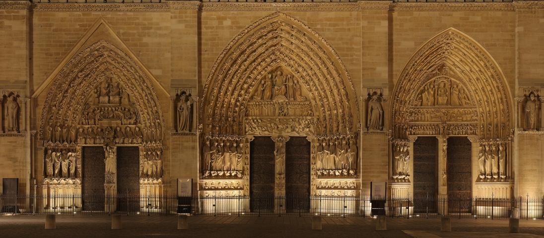 Notre-Dame-de-Paris-portails