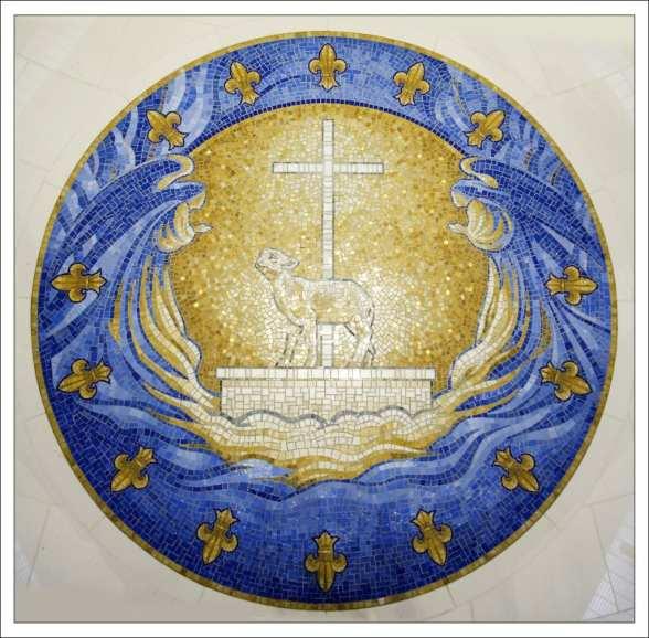 Knock-Basilica-Altar-Mosaic