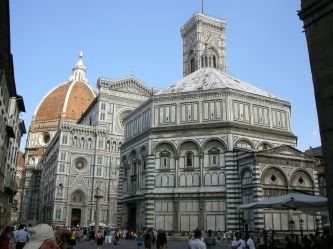 Duomo e Battistero.