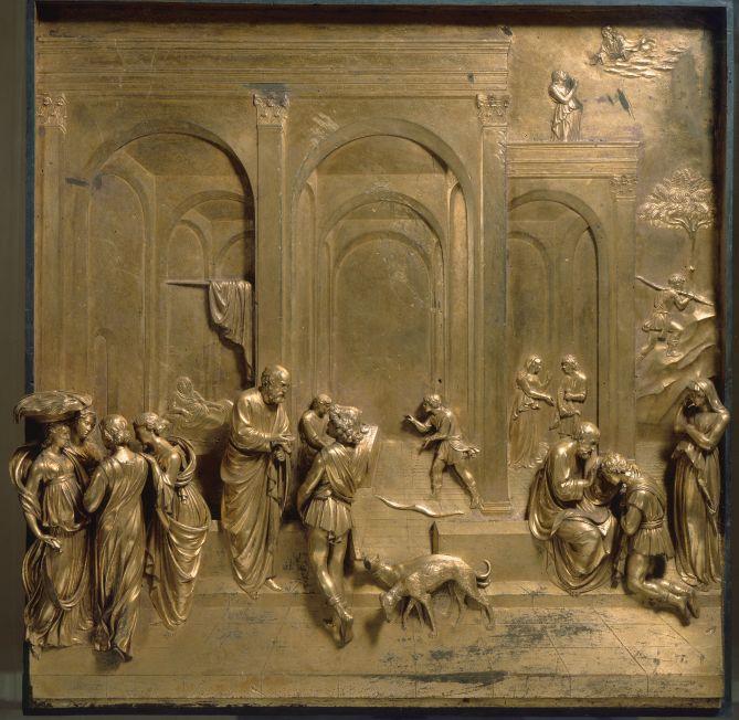 Porta-del-Paradiso-Pannello-5-originale