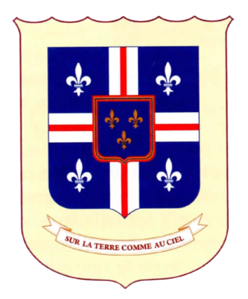 Armoiries du Roi Marc-André Ier