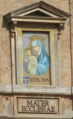 Icône Mère de l'Église (2)