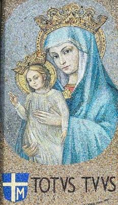 Icône Mère de l'Église (3)